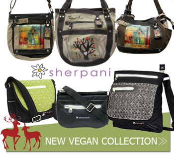 Sherpani Fall Vegan Bag collection at AlternativeOutfitters.com